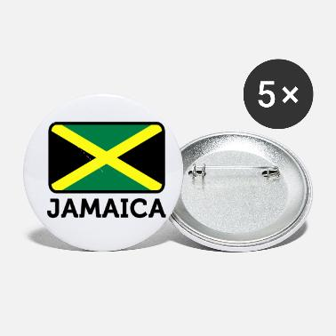 Championnat Flag Jamaica 2 (3c)++ - Small Buttons