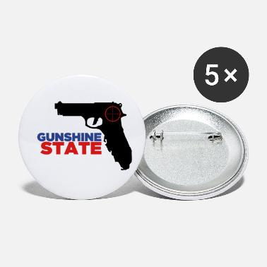 Gunshine State - Small Buttons