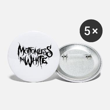 Motionless In White - Small Buttons