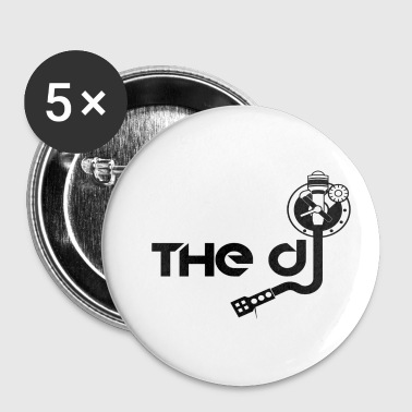 THE DJ - Small Buttons