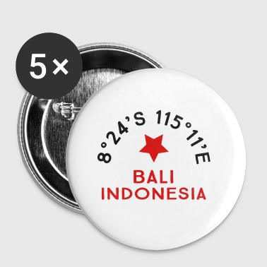 Bali - Small Buttons