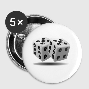dices - Small Buttons