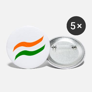 India india - Small Buttons