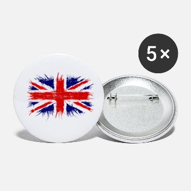 Great Britain Great Britain flag, England flag, great britain - Small Buttons