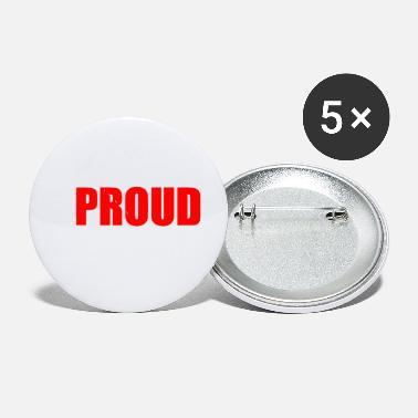 Proud PROUD - Small Buttons