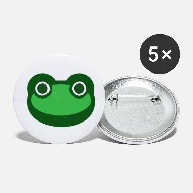 Toad green toad - Small Buttons