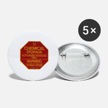 Chemical Chemical Storage - Small Buttons
