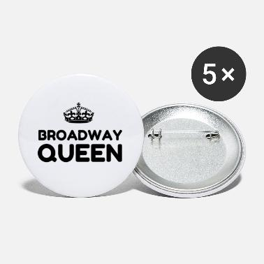 Broadway BROADWAY QUEEN - Small Buttons