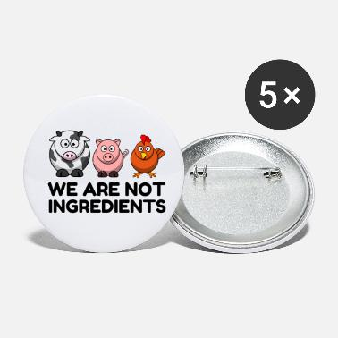 Need NOT INGREDIENTS - Small Buttons