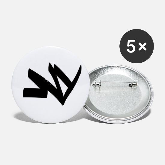 Ny Buttons - NY icon - Small Buttons white