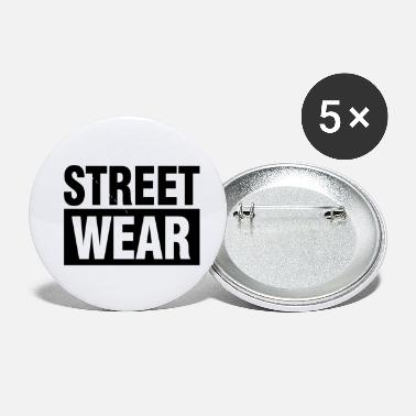 Street Mind Street Wear - Small Buttons