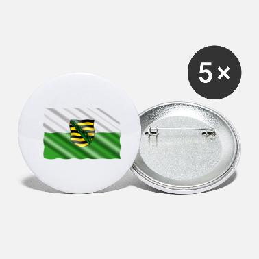 Saxony Saxony Flag - Small Buttons