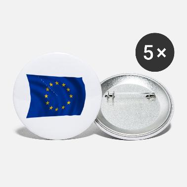 Union European Union Flag - Small Buttons