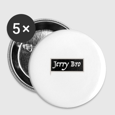 Jerry Bro - Small Buttons