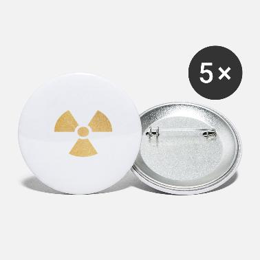 Radiation radiation - Small Buttons