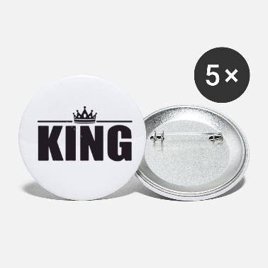 King king of the kings - Small Buttons