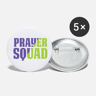 Orthodox Prayer squad - Small Buttons