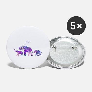 Siblings Elephant Siblings - Small Buttons