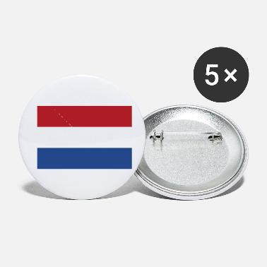 Dutch Dutch flag - Small Buttons