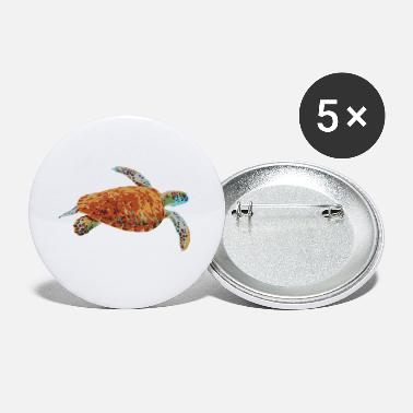 Sea Sea Turtle - Small Buttons