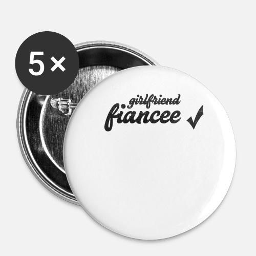 Small ButtonsGirlfriend Fiancee Girlfriend An Engagement Gift