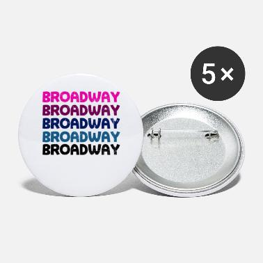 Broadway Broadway Vintage - Small Buttons
