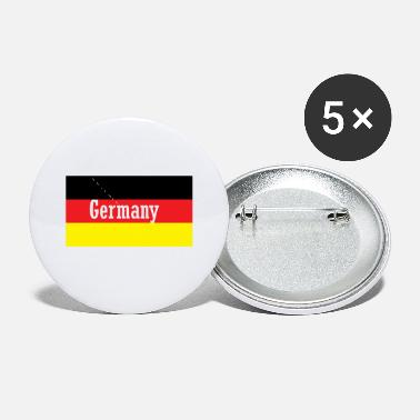 Germany Germany - Small Buttons