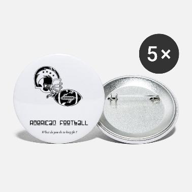 American Football American football - Small Buttons