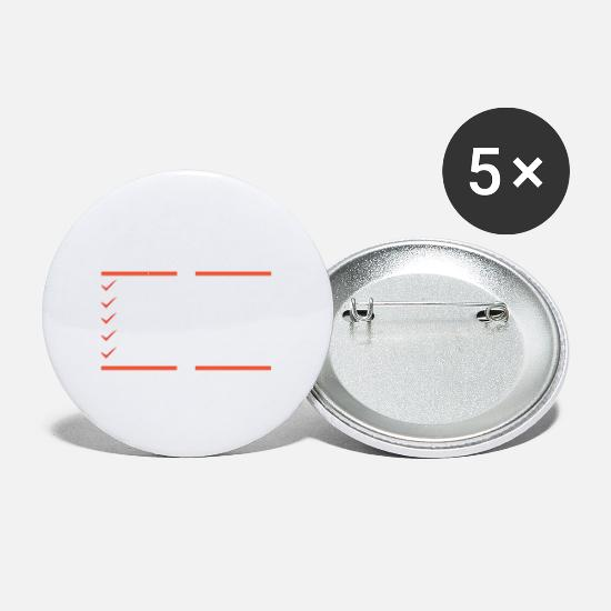 Major Buttons - Geology Major Requirements Checklist - Small Buttons white