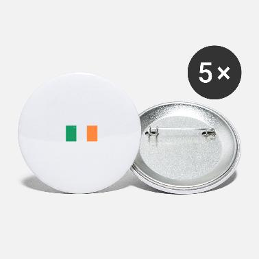 Patrick Saint Patrick's Day Chicago Irish Flag - Small Buttons