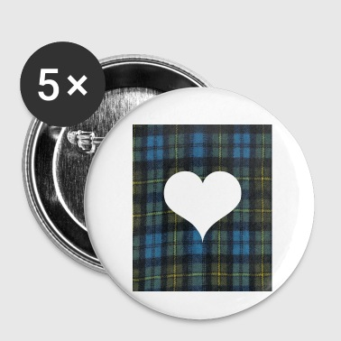 Tartan Day National - Small Buttons