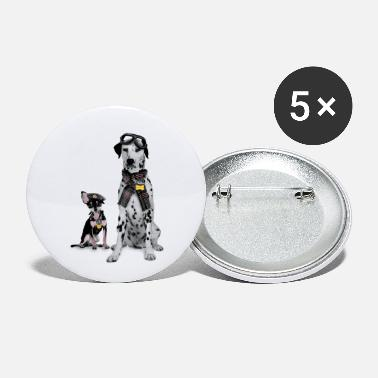 Trendy Trendy Dogs - Small Buttons