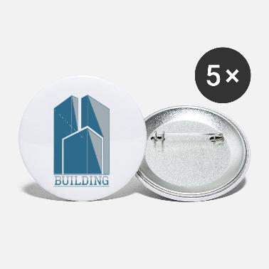 Building Building - Small Buttons