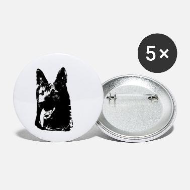 Shop German Shepherd Buttons online | Spreadshirt