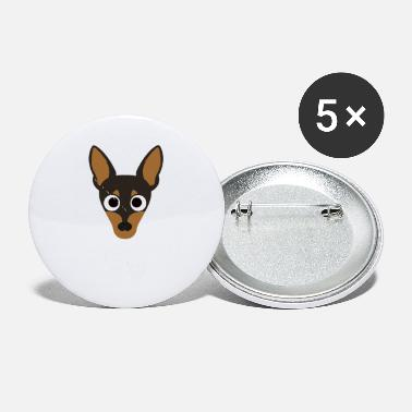 Toy Toy - Toy Terrier - Small Buttons