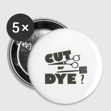 Cut or Dye - Small Buttons