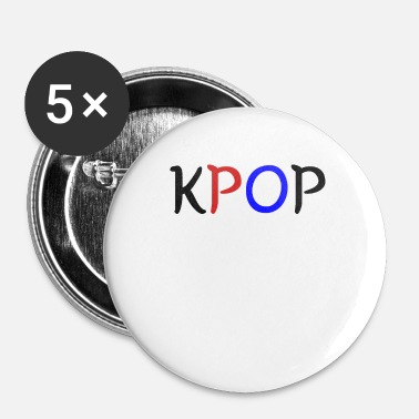 Kpop Kpop - Small Buttons