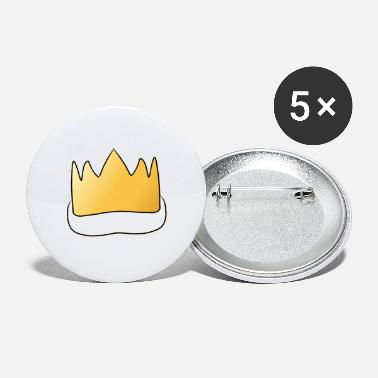 Royalty Royalty - Small Buttons