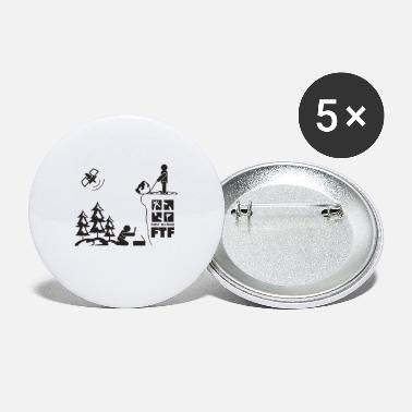 Geocaching Geocache Trend GPS Gift FTF Cacher - Small Buttons