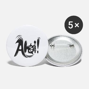 Holidaymaker Stylish Ahoi! - Small Buttons