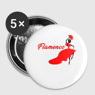 Flamenco Flamenco - Small Buttons