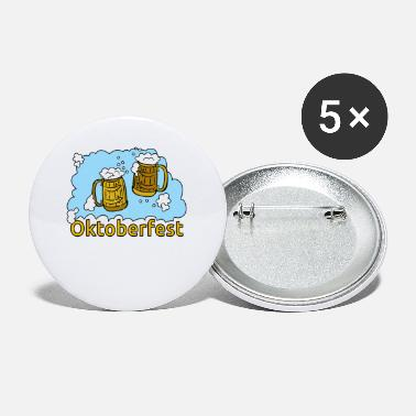 Heavenly Heavenly Oktoberfest - Small Buttons