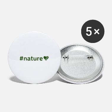 Nature nature - Small Buttons