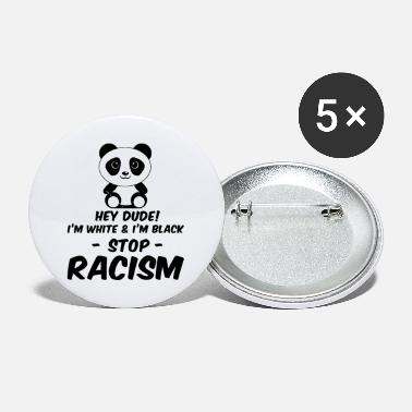 Anti Anti Racism Against Racism Gift - Small Buttons