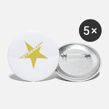 Starman starman shirt - Small Buttons