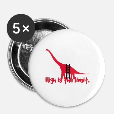 Shops High is the limit - Small Buttons