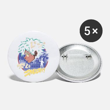 mha - Small Buttons