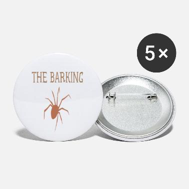 Bark The Barking Spider - Small Buttons