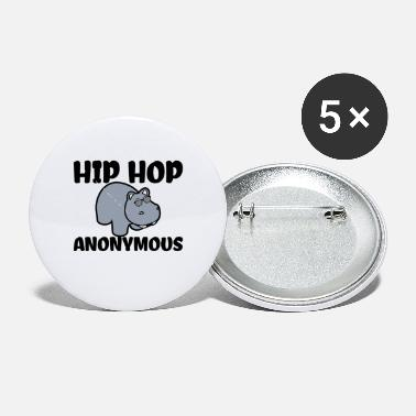 HIP HOP ANONYMOUS - Small Buttons