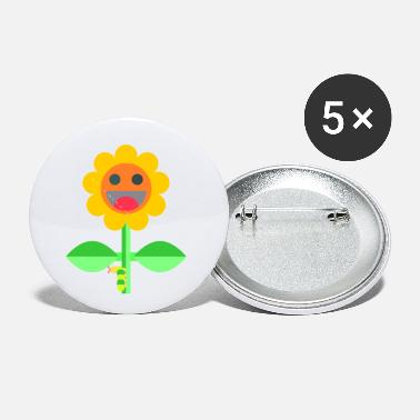 Goggley Eyes sunflower - Small Buttons